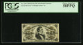 Fractional Currency:Third Issue, Fr. 1295 25¢ Third Issue PCGS Choice About New 58PPQ.. ...