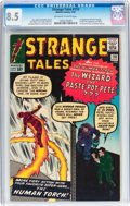 Silver Age (1956-1969):Superhero, Strange Tales #110 (Marvel, 1963) CGC VF+ 8.5 Off-white to whitepages....