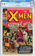 Silver Age (1956-1969):Superhero, X-Men #2 White Mountain pedigree (Marvel, 1963) CGC VF/NM 9.0 Whitepages....