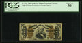 Fractional Currency:Third Issue, Fr. 1339 50¢ Third Issue Spinner Type II PCGS About New 50.. ...