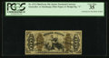 Fractional Currency:Third Issue, Fr. 1372 50¢ Third Issue Justice PCGS Very Fine 35.. ...