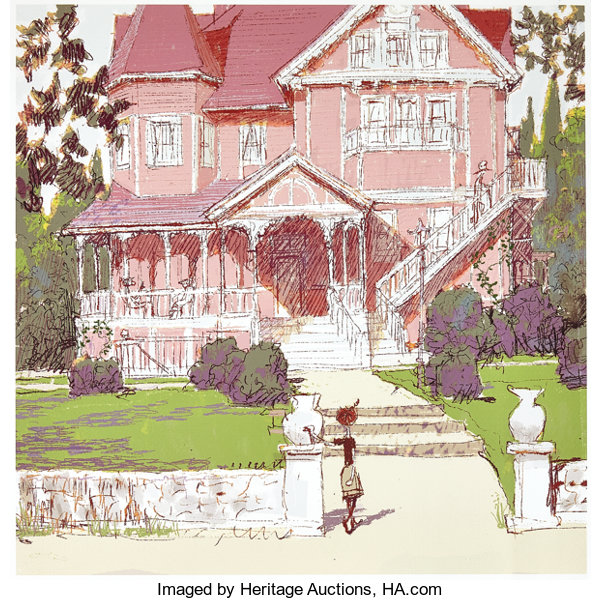 Coraline Coraline At The Pink Palace Apartments Lithograph By Lot 94016 Heritage Auctions