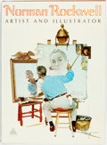 Books:Art & Architecture, Thomas S. Buechner. Norman Rockwell: Artist and Illustrator. New York: Harry N. Abrams Inc, [1970]....