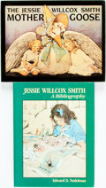 Books:Reference & Bibliography, [Jessie Wilcox Smith]. Pair of Books. Various publishers and dates.Publisher's cloth and original dust jackets. Some rubbin... (Total:2 Items)