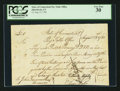 Colonial Notes:Connecticut, Connecticut Pay Table Office £5 August 13, 1781 PCGS Very Fine 30.....