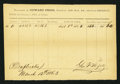 Confederate Notes:Group Lots, Little Rock, AR- Interest Payment Statement.. ...