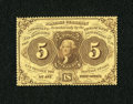 Fractional Currency:First Issue, Fr. 1228 5c First Issue Fine....