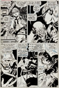 "Original Comic Art:Panel Pages, John Buscema and John Verpoorten Chamber of Darkness #1""It's Only Magic!"" Page 4 Original Art (Marvel, 1969)...."