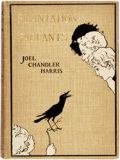 Books:Literature Pre-1900, [African-American Dialect Tales]. Joel Chandler Harris. Plantation Pageants. Boston and New York: Houghton, Miff...