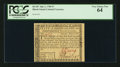 Colonial Notes:Rhode Island, Rhode Island July 2, 1780 $7 PCGS Very Choice New 64.. ...