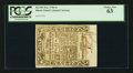 Colonial Notes:Rhode Island, Rhode Island May 1786 6s PCGS Choice New 63.. ...