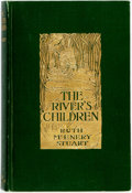Books:Literature Pre-1900, [African-American Dialect Tales]. Ruth McEnery Stuart. TheRiver's Children; an Idyl of the Mississippi. New York: T...