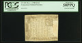 Colonial Notes:Connecticut, Connecticut March 1, 1780 2s 6d PCGS About New 50PPQ.. ...