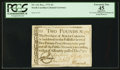 Colonial Notes:North Carolina, North Carolina December, 1771 £2 PCGS Apparent Extremely Fine 45..... (Total: 2 items)
