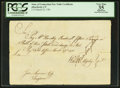 Colonial Notes:Connecticut, Connecticut Pay Table Office Certificate £15 March 22, 1781 PCGSApparent Very Fine 35.. ...