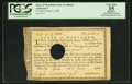 Colonial Notes:Maryland, Maryland Army Certificate £71.4s.7d June 3, 1783 Anderson 3 PCGSApparent Very Fine 35, HOC.. ...