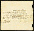 Colonial Notes:Connecticut, Connecticut Pay Table Office £29.18s.5d April 5, 1781 ExtremelyFine-About New.. ...