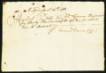 Colonial Notes:Connecticut, Connecticut Pay Table Office £20 April 26, 1782 Extremely Fine.. ...