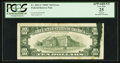 Error Notes:Ink Smears, Fr. 2021-C $10 1969C Federal Reserve Note. PCGS Apparent Very Fine25.. ...