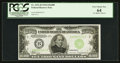 Fr. 2231-B $10,000 1934 Light Green Seal Federal Reserve Note. PCGS Very Choice New 64