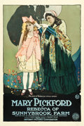 "Movie Posters:Drama, Rebecca of Sunnybrook Farm (Artcraft, 1917). One Sheet (28"" X42"").. ..."