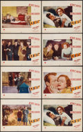 "Movie Posters:War, O.S.S. (Paramount, 1946). Lobby Cards (8) (11"" X 14""). War.. ...(Total: 8 Items)"