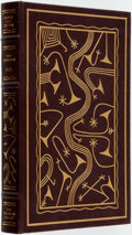 Books:Fine Bindings & Library Sets, Toni Morrison. SIGNED. Jazz. Franklin Library, 1992. Signed by the author....