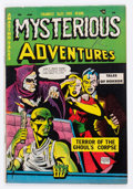 Golden Age (1938-1955):Horror, Mysterious Adventures #2 (Story Comics, 1951) Condition: VG/FN....