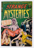 Golden Age (1938-1955):Horror, Strange Mysteries #1 (Superior Comics, 1951) Condition: FN+....
