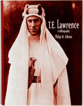 Books:Reference & Bibliography, [T. E. Lawrence]. Philip M. O'Brien. T. E. Lawrence: ABibliography. Oak Knoll Press, 2000. Second revised andexpan...