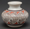 American Indian Art:Pottery, A Hopi Polychrome Jar . Tonita Nampeyo...