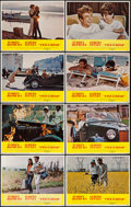 "Movie Posters:Drama, Two for the Road (20th Century Fox, 1967). Lobby Card Set of 8 (11""X 14""). Drama.. ... (Total: 8 Items)"