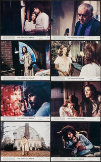 "The Amityville Horror & Other Lot (American International, 1979). Mini Lobby Card Set of 8 (8"" X 10"") &..."