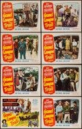 """Movie Posters:Western, Grand Canyon Trail (Republic, 1948). Lobby Card Set of 8 (11"""" X 14""""). Western.. ... (Total: 8 Items)"""