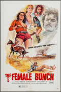 "Movie Posters:Bad Girl, The Female Bunch & Other Lot (Gilbreth, 1971). One Sheets (2)(27"" X 41"") & Photos (6) (8"" X 10""). Bad Girl.. ... (Total: 8Items)"