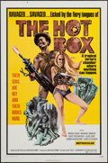 "Movie Posters:Sexploitation, The Hot Box (New World, 1972). One Sheet (27"" X 41"") & Photos(6) (8"" X 10""). Sexploitation.. ... (Total: 7 Items)"