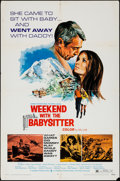 """Movie Posters:Sexploitation, Weekend with the Babysitter & Other Lot (Crown International,1970). One Sheets (2) (27"""" X 41"""") & Photos (6) (8"""" X 10"""").Sex... (Total: 8 Items)"""