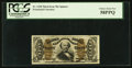 Fractional Currency:Third Issue, Fr. 1328 50¢ Third Issue Spinner PCGS Choice About New 58PPQ.. ...