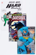 Modern Age (1980-Present):Miscellaneous, Frank Miller-Related Group (Various Publishers, 1980s-'90s) Condition: Average VF.... (Total: 10 Comic Books)