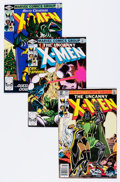 Modern Age (1980-Present):Superhero, X-Men Group (Marvel, 1980-) Condition: Average VF/NM.... (Total: 37Comic Books)