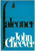 Books:Fiction, John Cheever. Falconer. New York: Alfred A. Knopf, 1977.First Edition. Inscribed by the author....