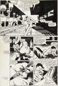 Original Comic Art:Panel Pages, Frank Miller and Joe Rubinstein Wolverine #3 Page 8 Original Art (Marvel, 1982)....