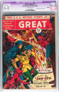 Golden Age (1938-1955):Science Fiction, Great Comics #3 Trimmed (Great Comics Publications, 1942) CGCApparent FN 6.0 Off-white pages....