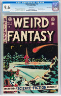 Golden Age (1938-1955):Science Fiction, Weird Fantasy #12 Gaines File Copy 11/11 (EC, 1952) CGC NM+ 9.6White pages....