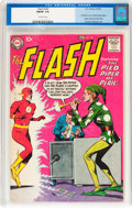 Silver Age (1956-1969):Superhero, The Flash #106 (DC, 1959) CGC FN/VF 7.0 Off-white pages....