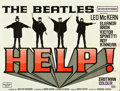 "Movie Posters:Rock and Roll, Help! (United Artists, 1965). British Quad (30"" X 40"").. ..."