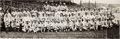 Baseball Collectibles:Photos, 1930 Old-Timers' Day Panoramic Photograph With Cobb, Young &Speaker. ...