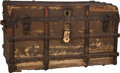 Baseball Collectibles:Others, 1902-08 Roger Bresnahan New York Giants Traveling Trunk....