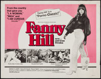 "Fanny Hill & Others Lot (Cinemation Industries, 1969). Half Sheets (3) (22"" X 28""). Sexploitation. ... (To..."
