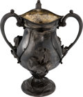 Baseball Collectibles:Others, 1909 Roger Bresnahan Presentational Trophy Loving Cup....